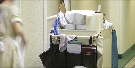 Pulizia hotel Disan Service